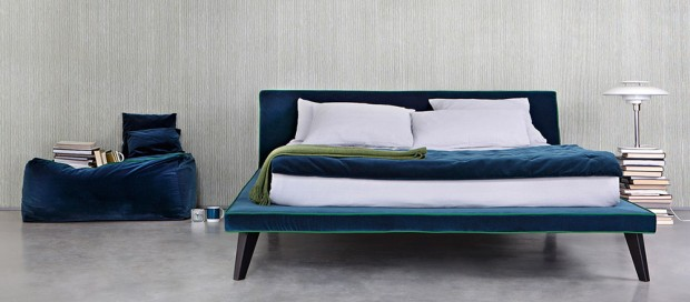 letto Tray Letti & Co. by Gervasoni.