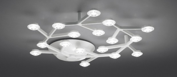 Led net line by artemide illuminazione e design - Lampadari camera ragazzi ...