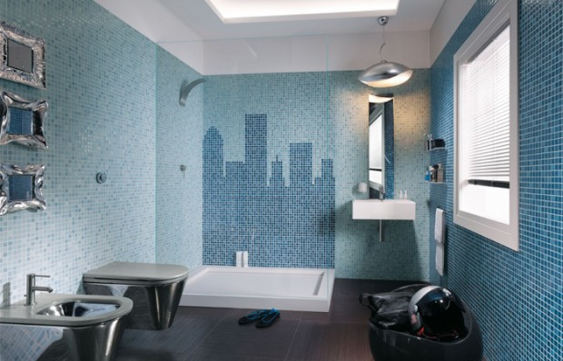 mosaico design fap ceramiche pop up