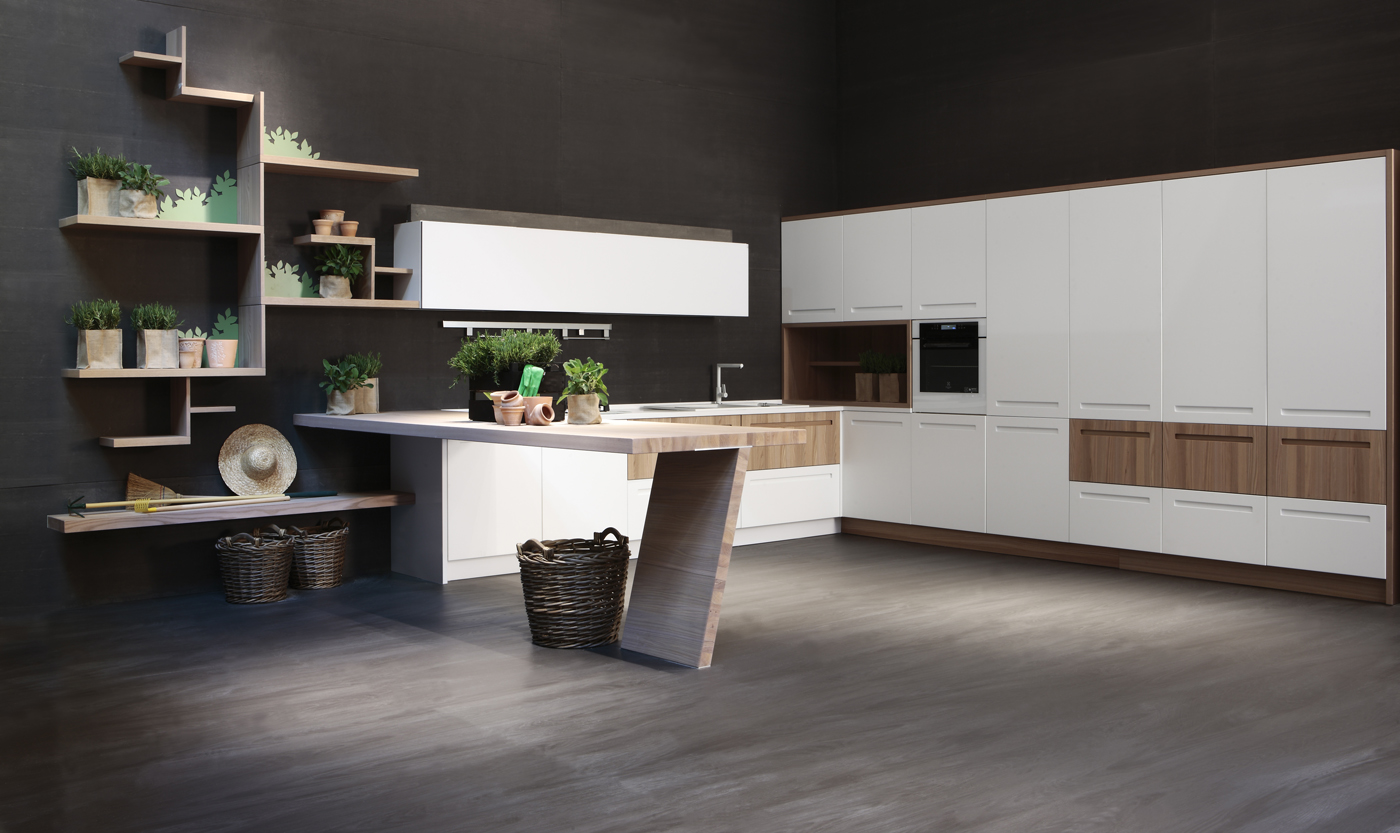 Cucina Mood, by Stosa Cucine