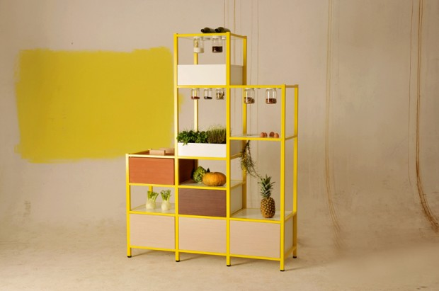 Dispensa per Cucina di Design FridayProject